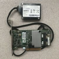 LSI 9267-8i 6Gb/s PCI-Express 2.0 512MB 8Port SATA/SAS LSISAS2208+ BBU09 Battery