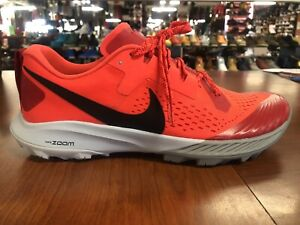 Men's Nike Air Zoom Terra Kiger 5 Trail Running Shoes Size 10.5 AQ2219 600 *NEW*
