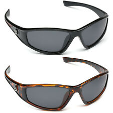 SUNGLASSES NEW POLARIZED DESIGNER NITROGEN WOMEN MEN SHADES BLACK RED PZ73D