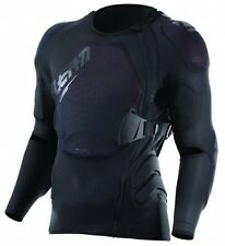 New S/M Adult Leatt 3DF Airfit Lite V17 Body Armour Black S/M Motocross Enduro