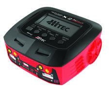 Hitec 44270 - X2 AC Plus Black Edition Multi-Function Charger
