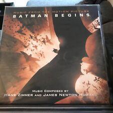 Hans Zimmer - Batman Begins Soundtrack - limitiert 500 Stück - Vinyl - LP