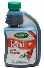 Blagdon Koi Anti Parasite Treatment 1000ml Interpet Pond Fish