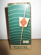 Vintage, Never Used Wittner Prazision Taktell Metronome in Original Box