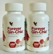 2 Forever Gin-Chia Ginseng & Chia Powerful antioxidant .