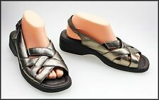 HUSH PUPPIES WOMEN'S HEELS SLINGBACK OPEN-TOE FASHION SANDALS SHOES SIZE 9.5 C