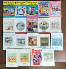 Lot 18 NANCY DREW NOTEBOOKS & CLUE CREW Chapter books