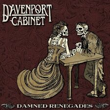 DAVENPORT CABINET - DAMNED RENEGADES  CD NEU