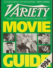 MOVIES , VARIETY MOVIE GUIDE , 1994 , MASSIVE BOOK