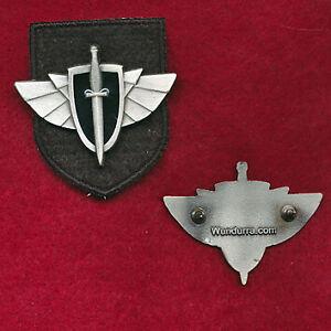 RAAF Hat Badge -JTAC (4 SQN) SF Militaria