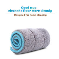 Floor Cleaning Cloth Replacement Microfiber Spray Mop Head Cleaning Mop H Q