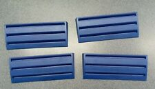 PRESSMAN RUMMIKUB GAME 4 REPLACEMENT TILE TRAYS - CAN USE FOR DOMINOES SCRABBLE