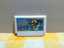 "FC ""1943"" RARE! 1988 CAPCOM JAPANESE NINTENDO NES FAMICOM Ship to USA $6.99"