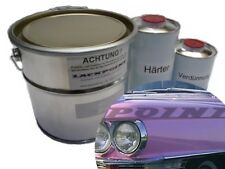 5 Liter Set 2K Autolack Cadillac Pink Oldtimer USA Elvis Cadi GM Lackpoint !