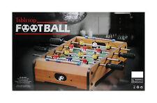 TABLETOP FOOTBALL TABLEKICKER TABLE TOP SOCCER GAME FOOSBALL BOYS GIFT