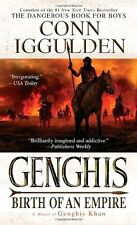 Complete Set Series - Lot of 5 Conqueror books by Conn Iggulden Genghis Khan
