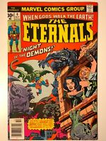 Eternals 4 - 2nd Sersi - Movie Coming - High Grade 9.0 VF/NM