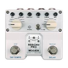 Mooer Reecho Pro Digital Delay w/Tap Tempo