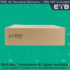 Juniper SRX240H2 Firewall VPN Router - Brand New