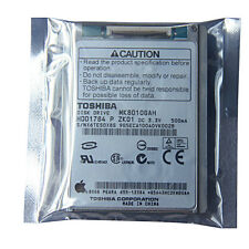 "NUOVO 1.8"" TOSHIBA 80 GB 4200 RPM APPLE video IPOD MINI Hard Disk MK8010GAH HDD1784"