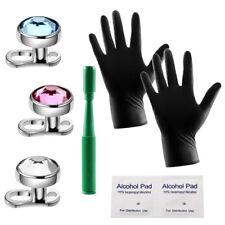 Dermal Insertion Tools Anchor Jewelry Titanium Dermal Anchors Dermal Punch Sets