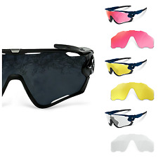 Fit&See Replacement Lenses for Oakley Jawbreaker ( Multiple Options )