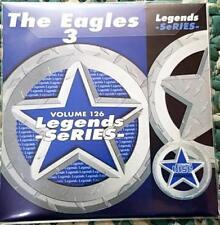 LEGENDS KARAOKE CDG THE EAGLES VOL 3 OLDIES #126 15 SONGS CD+G LAST RESORT