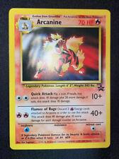 ARCANINE Black Star Wizards Promo 6 Pokemon Card Rare MINT PSA/BGS/CGC?
