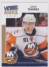 2009 09-10 Upper Deck Victory Gold #318 John Tavares RC parallel Islanders