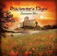 BLACKMORE'S NIGHT Autumn Sky CD 2010