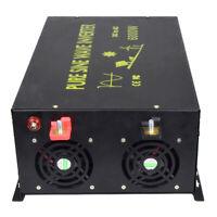 6000W Pure Sine Wave Power Inverter 36V DC to 230V 240V AC Solar Home Off Grid