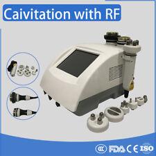 Portable slimming ultrasonic cavitation RF radio frequency beauty equipment