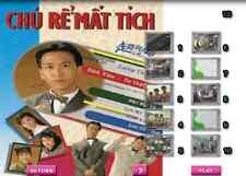 CHU RE MAT TICH - Phim Bo Hong Kong Blu-Ray - US LONG TIENG (FREE SHIPPING)