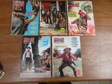 Genre Star ciné BRAVOURE : 5x STAR CINE AVENTURES 1964/1973