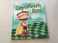 Superhero Max by Lawrence David Brand New