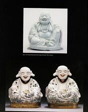 "The Onassis ""BUDDHA"" CHRISTIE'S Rare Faberge Bowenite Magot Hard Stone Figure"