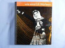 wie einst Lili Marleen - Kino Filmbuch über den 2.WK - Hans Oley / B1