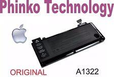 "Battery Apple MacBook 13"" Unibody A1278, A1322"