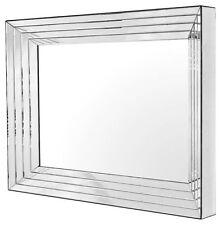Art Deco Style Square Decorative Mirrors