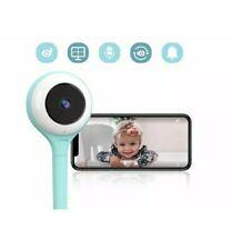 Lollipop HD Cámara interior IP WiFi Video para bebé, compatible con iOS & Android,