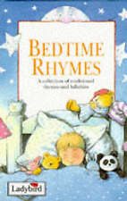 Ladybird  BEDTIME RHYMES Collection traditional rhymes and lullabies. English HC