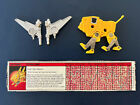 Vintage G1 Transformers Mini Cassette - Steeljaw - Hasbro Autobot