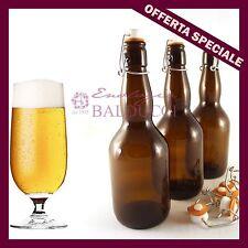 N°20 Bottiglie BIRRA PUB 500 cc tappo meccanico - birra artigianale kit Coopers