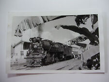 INDO58 - INDONESIAN STATE RAILWAY - STEAM LOCOMOTIVE D52083 PHOTO Indonesia