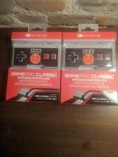 Nintendo Classic Wireless Gamepad Controller Stick Wii Wii U Set Nes Edition