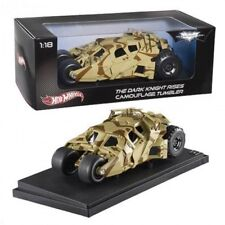 Hotwheels 1/18 - Heritage 'The Dark Knight Rises' Batmobile Camouflage Tumbler