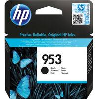 HP 953 schwarz OfficeJet PRO 8210 8710 8715 8720 8725 8730 8740 ---- OVP 05/2018