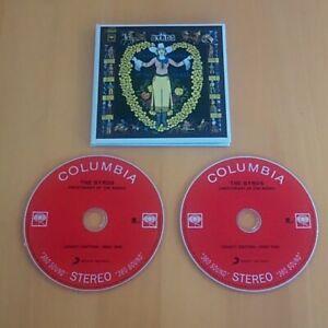 The Byrds Sweetheart Of The Rodeo Euro 2CD Album Card Sleeve Bonus Tracks Ex+