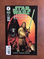 Star Wars Episode #1 (1999) 9.2 NM Dark Horse Key Issue Qui-Gon Jinn High Grade