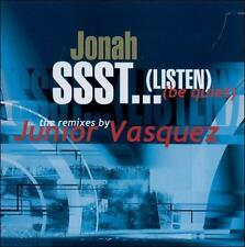 Sssst Listen, Jonah,Excellent, ### Audio CD with artwork-complete,Audio CD, Musi